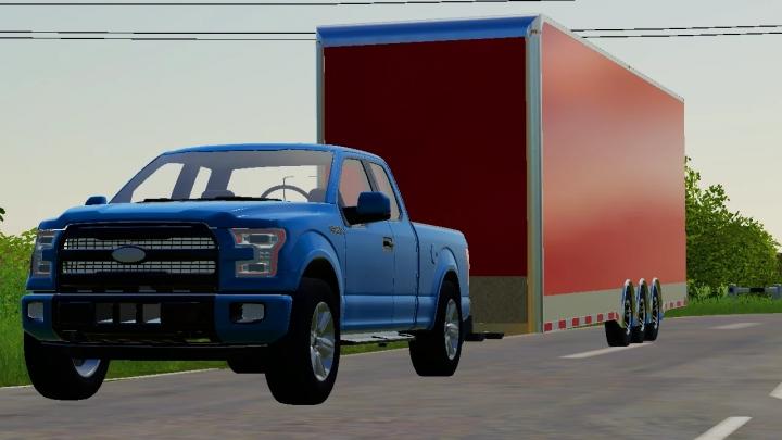 FS19 - 2015 Ford F150 V1