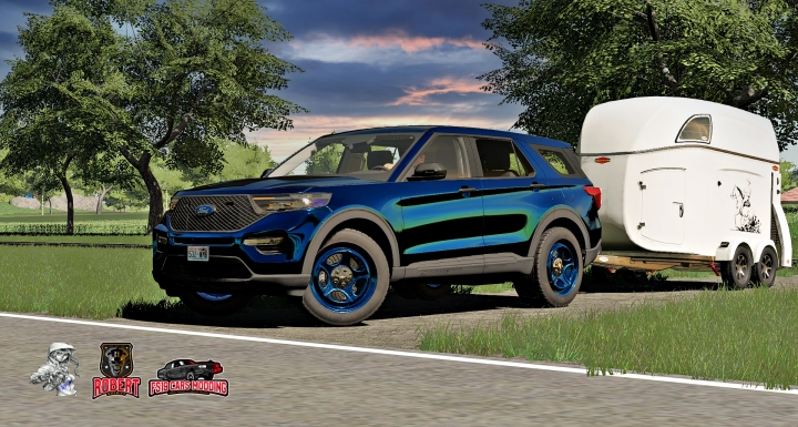 FS19 - 2020 Ford Explorer V1.1