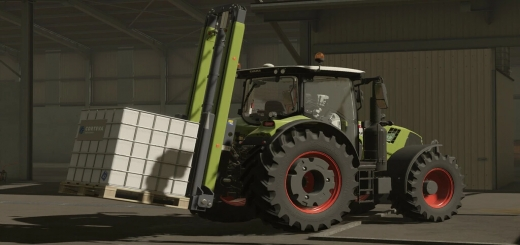 Photo of FS19 – 3 Point Forklift V1.1