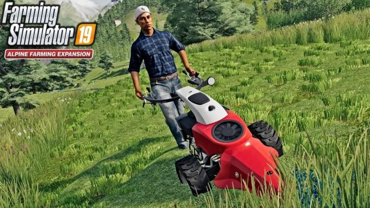 FS19 - Alpine Farming Dlc (Download Only) V1.2.1