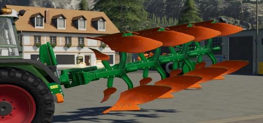 Photo of FS19 – Amazone 4-Schar Pflug V1.0
