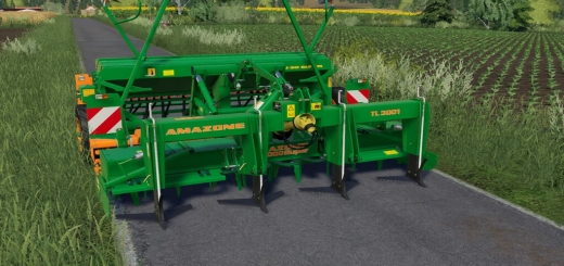 Photo of FS19 – Amazone Tl3001 V1.0