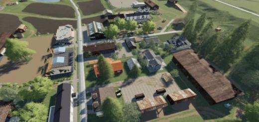 Photo of FS19 – Berthas Kommune Map V1.0