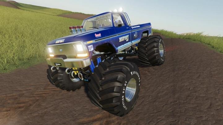 FS19 - Bigfoot 4X4X4 V1.0
