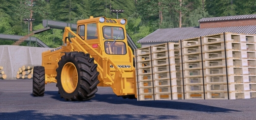Photo of FS19 – Bm-Volvo Lm 620/640 V1.0