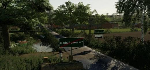 Photo of FS19 – Bolusiowo Map V7.5
