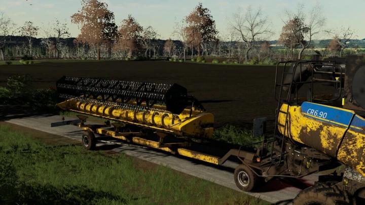 FS19 - Bruns 25G V2