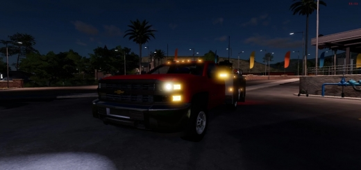 Photo of FS19 – C&J Chevy 2500/3500Hd Service Truck V1.0