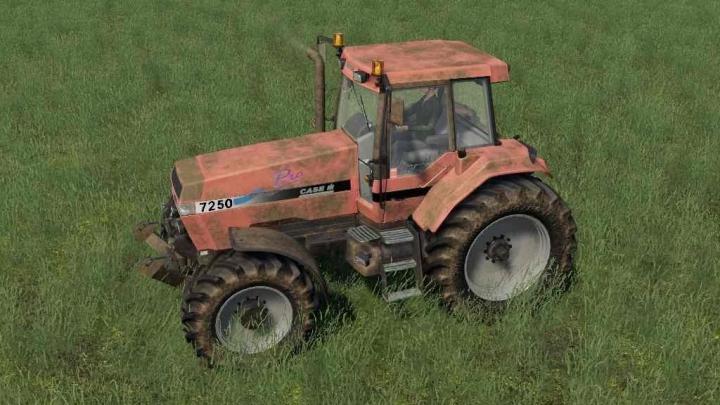 FS19 - Case 7200 Pro Series Used V1