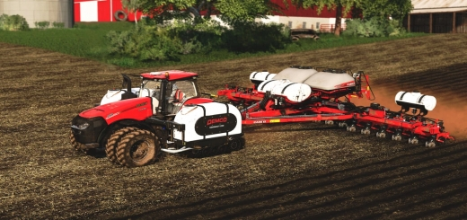 Photo of FS19 – Case Ih 2150 Early Riser Planters V1.0.0.1