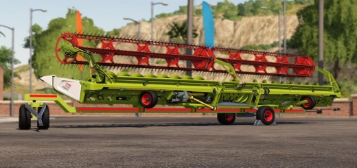 Photo of FS19 – Claas Cutter Trailers V1.0