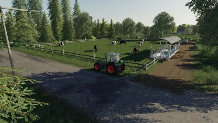 FS19 - Cow Pasture V1.0.0.3