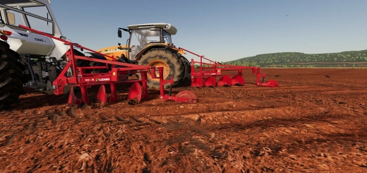 Photo of FS19 – Disc Plow 3Dr And 4Dr V1.1