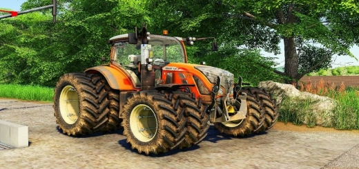 Photo of FS19 – Fendt 714-724 Vario S4 V1.0
