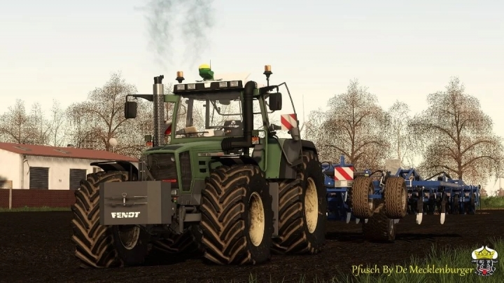 FS19 - Fendt Favorit 800 V2