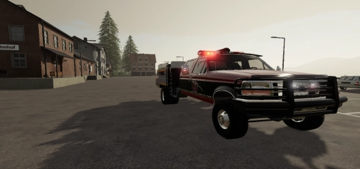 Photo of FS19 – Ford American Fire Truck V5.0