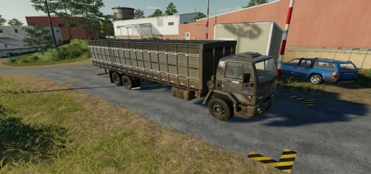 Photo of FS19 – Ford Cargo Series Brazil V2.0