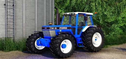 Photo of FS19 – Ford Tw5 – Tw15 V1.0