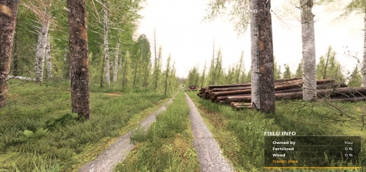 Photo of FS19 – Forest Machine Map V1.0