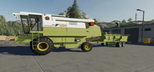 Photo of FS19 – Forschritt E524 Edited V1.0