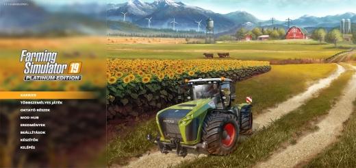 Photo of FS19 – Fs17 Background Theme V1.0
