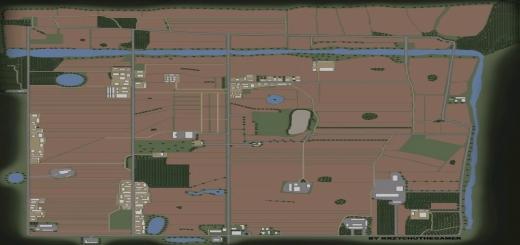 Photo of FS19 – Gorzyste Pola Map V1.0