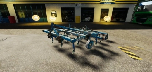 Photo of FS19 – Gruber Frost 2.5M V1.0