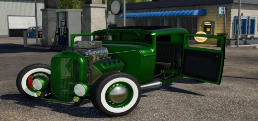 Photo of FS19 – Hotrod Coupe V1.0