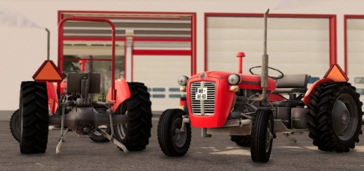 Photo of FS19 – Imt 533 Deluxe V1.0