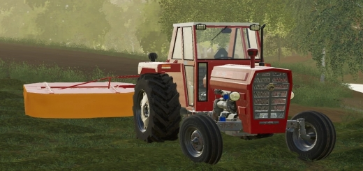 Photo of FS19 – Imt 560 Dv And Deluxe V1.0