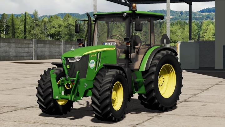 FS19 - John Deere 5085M V1