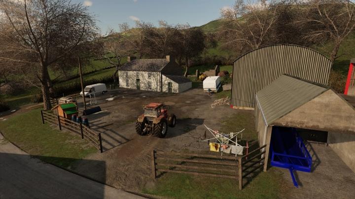 FS19 - Knaveswell Farm V1.1