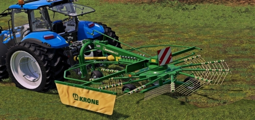 Photo of FS19 – Krone Swadro 395 V1.0