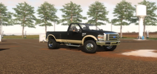 Photo of FS19 – Lizard F350 Super Duty V1.0