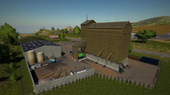 FS19 - Lorraine Agricultural Cooperative V1.0