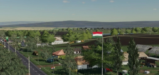 Photo of FS19 – Magyarujfalu Map V1