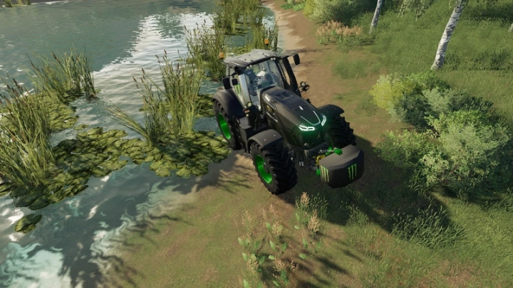 FS19 - Monster Deutz V1