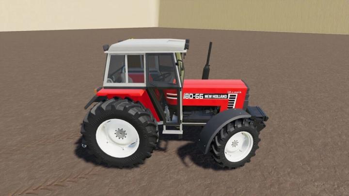 FS19 - New Holland 8066 V1
