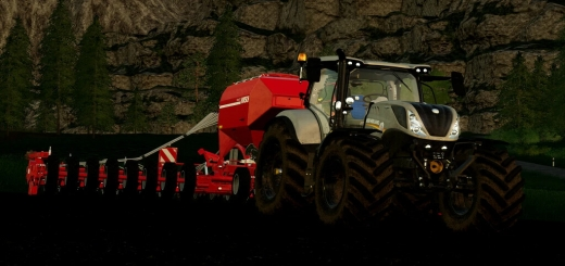 Photo of FS19 – New Holland T7 Series V1.4.0.1