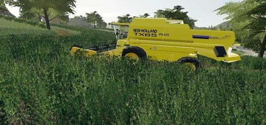 Photo of FS19 – New Holland Tx65 Plus V1.0