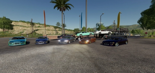 Photo of FS19 – Nissan Skyline R33 4Dr V1.0