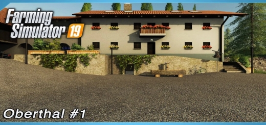 Photo of FS19 – Oberthal Map V1.0