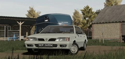Photo of FS19 – Polonez Caro Plus V1.0