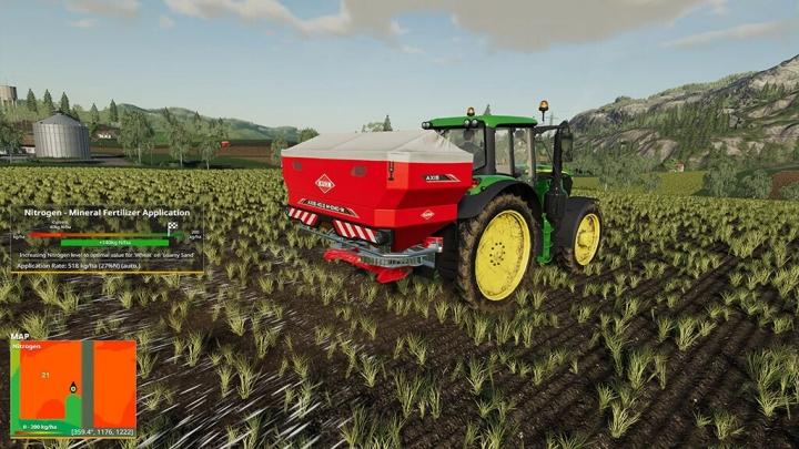 FS19 - Precision Farming Anhydrous Added V1.0