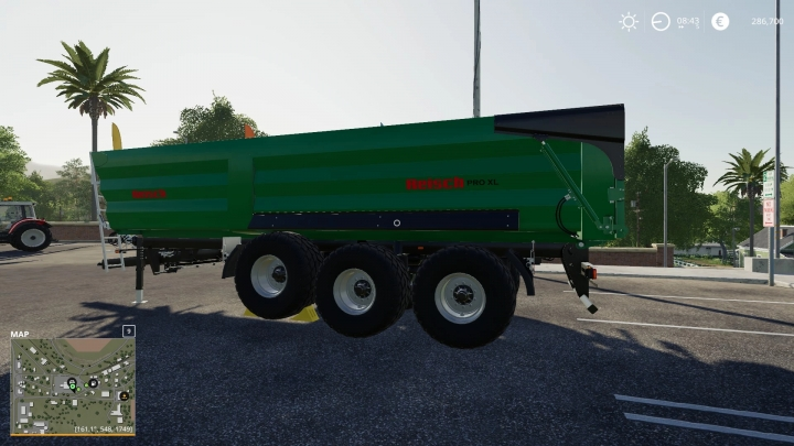 FS19 - Reisch Rtwk 300 As 800 V1