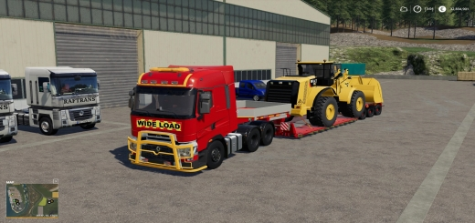 Photo of FS19 – Renault T Range V2.0