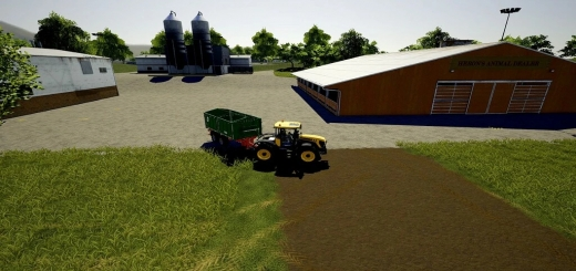 Photo of FS19 – Riverbird Map V1.1