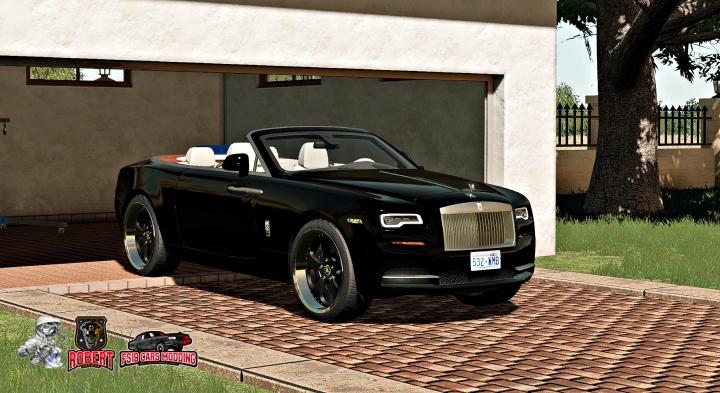 FS19 - Rolls-Royce Dawn 2017 V1