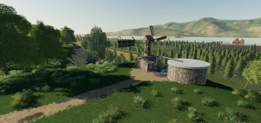 Photo of FS19 – Rustic Acres Map V1.1