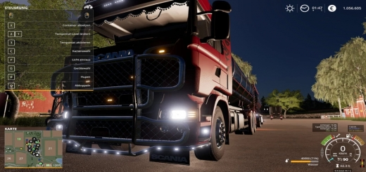 Photo of FS19 – Scania R730 Hkl V1.0.0.9